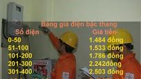 Khung giá điện mới: Dùng trên 400 số điện, giá đắt gấp đôi