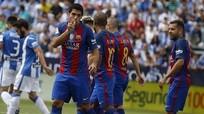 Leganes - Barcelona: Lấy nhàn thắng mệt?