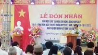 Chủ tịch Ủy ban MTTQ tỉnh dự Ngày hội đại đoàn kết tại thị xã Thái Hòa
