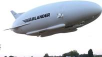 Máy bay lớn nhất thế giới bị rơi ở Anh