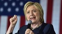 Clinton đáp trả khi bị Trump gọi là 'kẻ thua cuộc thảm hại'