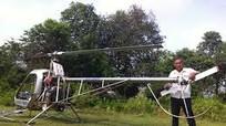 Máy bay tự chế của 'hai lúa' Bình Dương sẽ cất cánh ở sân bay