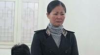 Khóc ròng tại tòa khi bị xử lỗi mang nước mắm quấy rối trụ sở xã