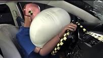 Khi nào túi khí trên xe hơi sẽ bung?