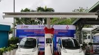 Trạm sạc điện nhanh đầu tiên tại Việt Nam