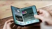Samsung để lộ Galaxy X màn hình uốn dẻo