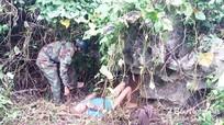 Nghệ An: Cụ ông kiệt sức được cứu sau 3 ngày lạc vào rừng