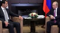 Tổng thống Putin gặp Tổng thống Assad tại Sochi