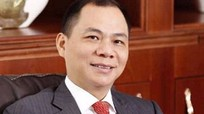 Ông Phạm Nhật Vượng tăng hơn 100 bậc trên bảng xếp hạng người giàu