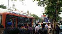 Buýt Thạch Thành tăng cường kiểm tra, giám sát lái xe an toàn