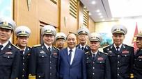 Thủ tướng gặp mặt cựu chiến binh Đoàn tàu Không số
