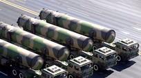 Trung Quốc khoe tên lửa có thể 'bắn trúng mọi nơi trên thế giới'
