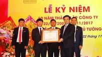 Công ty Văn Minh đón nhận Bằng khen của Thủ tướng Chính phủ