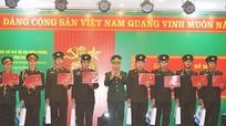 25 cán bộ Bộ chỉ huy Quân sự tỉnh Hủa Phăn hoàn thành khoá tập huấn tại Nghệ An