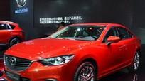 Mazda triệu hồi hàng trăm ngàn xe Mazda6