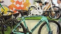 Xe đạp giá 410 triệu - đắt ngang ôtô tại Việt Nam