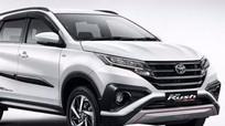 Toyota Rush 2018 - 'tiểu Fortuner' thế hệ mới ra mắt