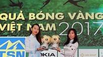 'Râm ran' xung quanh Quả bóng vàng Việt Nam 2017