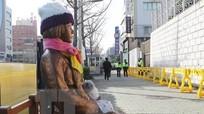 Hàn Quốc thông qua dự thảo chọn ngày tưởng nhớ 'phụ nữ mua vui'