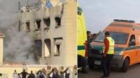 Đánh bom, nã súng máy ở Ai Cập, ít nhất 75 người chết