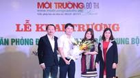 Tạp chí Môi trường Đô thị Việt Nam khai trương Văn phòng đại diện Bắc Trung bộ