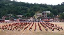 Gần 1.200 VĐV tham gia Đại hội TDTT huyện Kỳ Sơn lần thứ 8