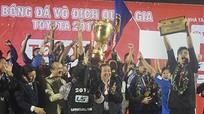 Quảng Nam vô địch V-League: Nói 'cơ cấu' là xúc phạm...