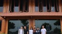Học sinh Thái Hoà đạt giải 'Tự hào Việt Nam' với clip giới thiệu quê hương