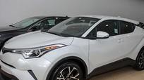 Toyota C-HR đầu tiên về Việt Nam