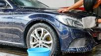 5 sai lầm phổ biến khi tự rửa ô tô tại nhà