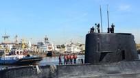 Argentina không từ bỏ hy vọng với tàu ngầm mất tích