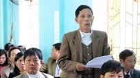 Đại tá Nguyễn Hữu Cầu: Giao Công an Tương Dương xử lý rút giấy phép công ty gây ô nhiễm