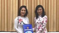 Ca sĩ Thanh Thúy làm Phó Giám đốc Sở Văn hóa