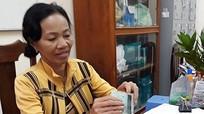 Bà chủ tờ vé số độc đắc nhận tiền sau 6 năm kiện tụng