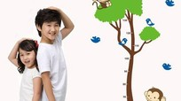 2 giai đoạn vàng tăng trưởng chiều cao của trẻ