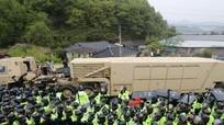 Thông tin Trung Quốc đề nghị xây tường ngăn THAAD là 'kỳ cục'