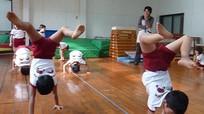 Điều gì xảy ra bên trong lớp mẫu giáo Nhật Bản?