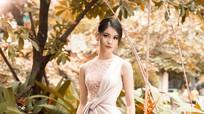 Huỳnh Thùy Dung làm 'nàng thơ' yêu kiều