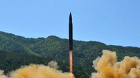 Hàn Quốc: Tên lửa Triều Tiên phóng là Hwasong-14