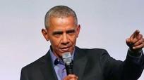 Cựu Tổng thống Obama sắp gặp Chủ tịch Tập Cận Bình