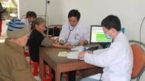 Bệnh viện Giao thông Vận tải Vinh: Khám và cấp thuốc miễn phí cho người cao tuổi