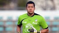 Thủ môn Thái Lan sắp có cơ hội so tài với Neymar
