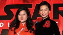 Ngô Thanh Vân thấy vinh dự khi đóng trong bom tấn 'Star Wars'