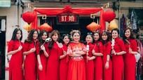 Lễ ăn hỏi theo phong cách 'bến Thượng Hải' gây sốt mạng xã hội