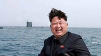 Choáng với sức mạnh tàu ngầm Bình Nhưỡng