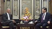 Ông Tập ca ngợi nỗ lực thúc đẩy quan hệ Trung - Mỹ của cựu tổng thống Obama