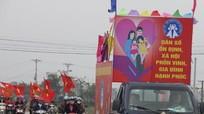 Nghệ An thuộc top có mức sinh cao nhất cả nước
