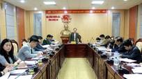 Ngành thanh tra Nghệ An kiến nghị xử lý 30 tổ chức, 110 cá nhân có sai phạm