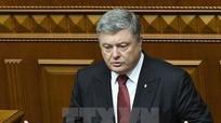 Tổng thống Ukraine tuyên bố về mục tiêu gia nhập NATO và EU