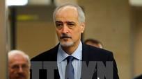 Phái đoàn Chính phủ Syria rút khỏi hòa đàm tại Thụy Sĩ